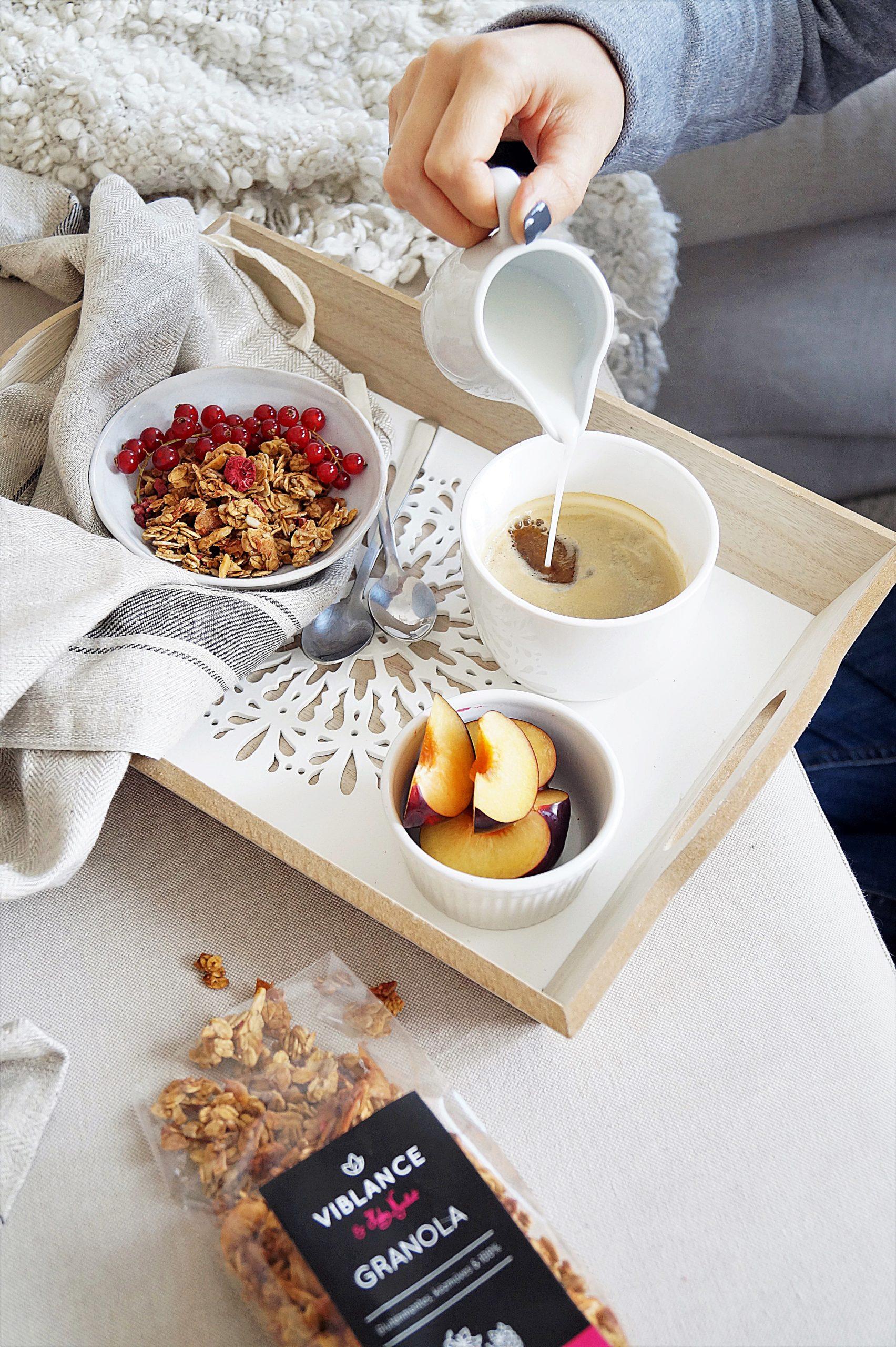 viblance reggeli granola