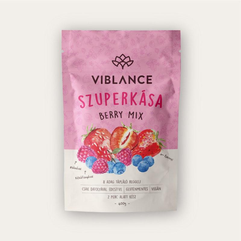 Viblance Berry Mix Szuperkása