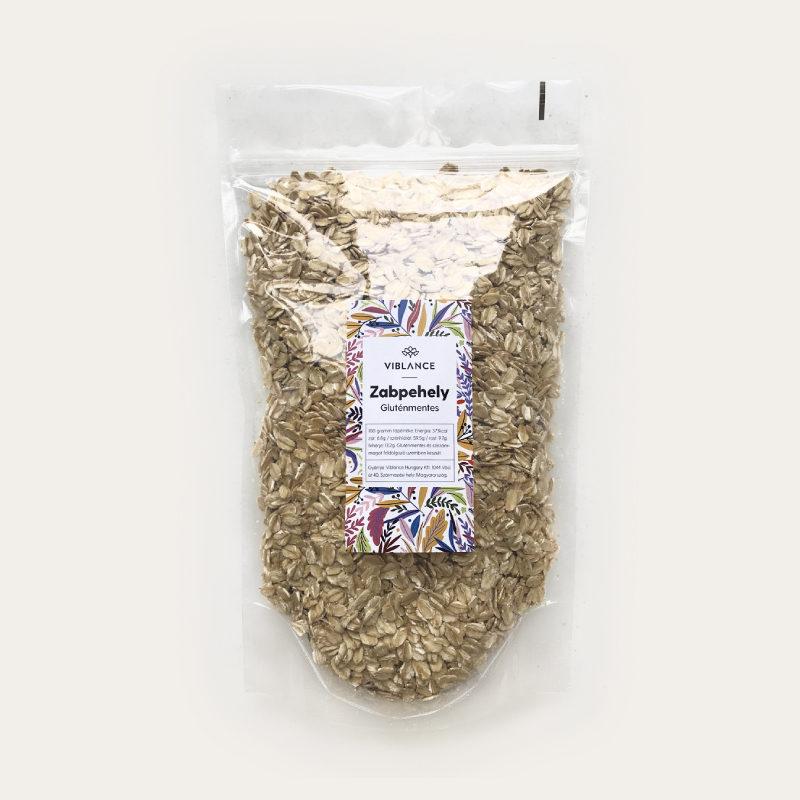 500g of Viblance gluten-free oats