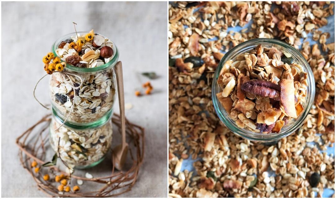 müzli vs granola