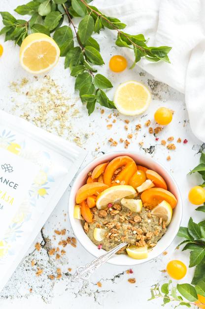 Viblance Lemon Proteinkása
