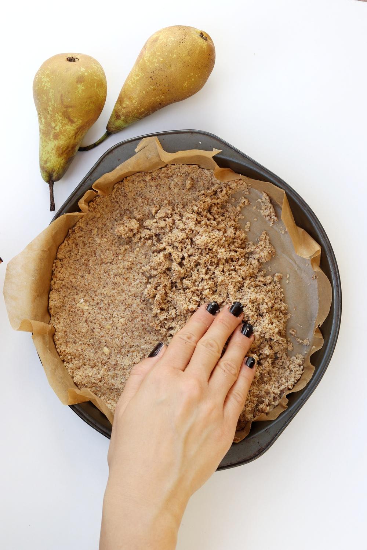 körtés torta elkészítés