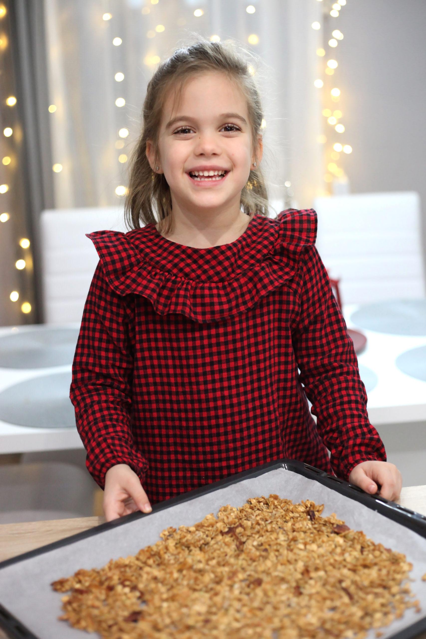 házi granola