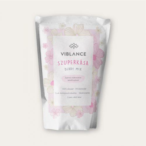 400g of Viblance Super Porridge: Berry Mix